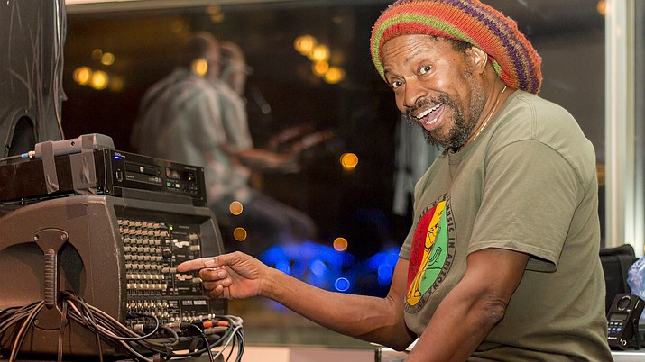 Reggae artist Walt Richardson will perform at Sound Bites Grill in Sedona on Feb. 10 at 7 p.m.
