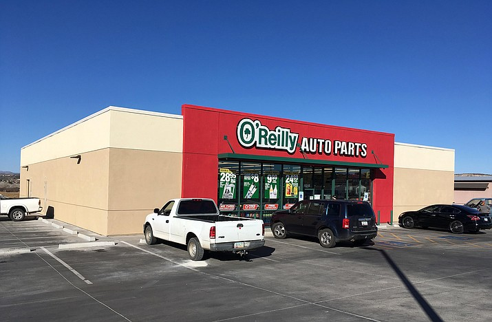 O'Reilly Auto plans grand opening of Camp Verde location