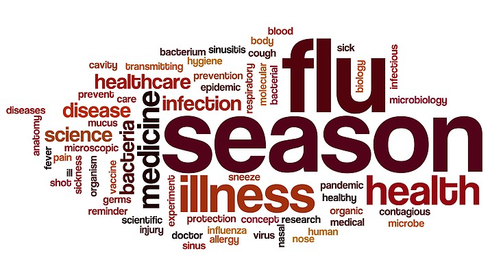 Community information: Tuba City Regional Health Care Corporation warns community  about recent  flu epidemic