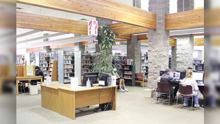 The Kingman branch of the Mohave County Library. (Daily Miner file photo)