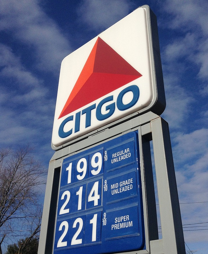 The national average price of a gallon of gas will be close to $3 in 2018.