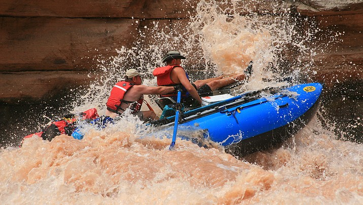 Max Hurndon, 12, completes second Grand Canyon kayak transit in 10 days