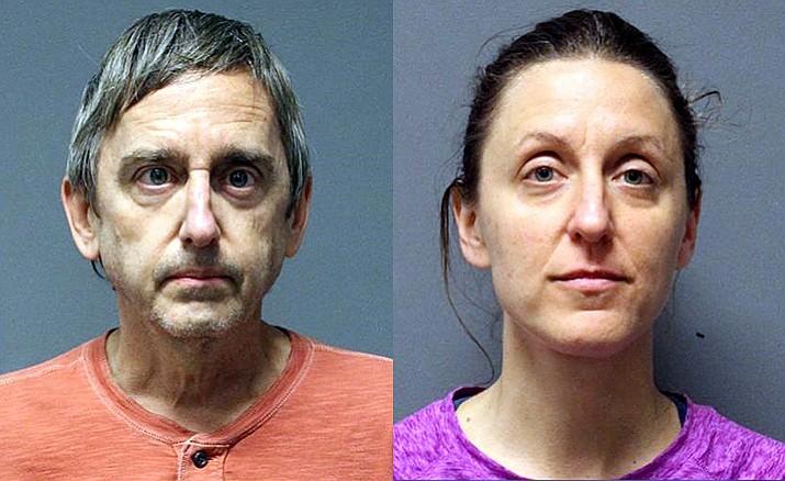 Douglas Gilbert and Kimberly Korba