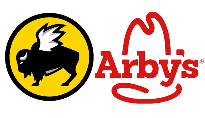 Arby's had announced in November that it would pay $2.4 billion for Buffalo Wild Wings. When debt is included, the companies value the deal at $2.9 billion.