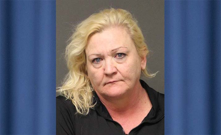 Old Pickup Truck >> A 54-year-old Kingman woman arrested for extreme DUI, assault   Kingman Daily Miner   Kingman, AZ
