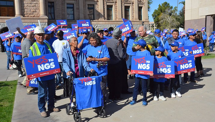 Hopis, Navajos say they'll suffer if coal-fired plant closes