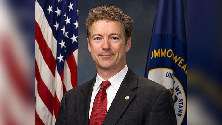 Official portrait of United States Senator Rand Paul (United States Senate)