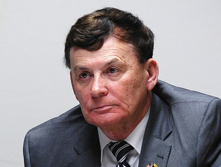 Rep. David Stringer, R-Prescott, expressed reservations over HB 2020, saying people who sign a non-disclosure agreement would essentially be allowed to violate that settlement and keep the money. (Courier file)