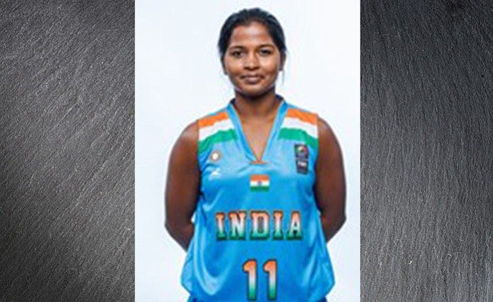 Grand Canyon junior guard Kavita Akula is the first India-Born Division I women's college basketball player to receive a full scholarship. She is in her first year with the Lopes under coach and Mountain Pointe alum Nicole Powell. (Photo Courtesy FIBA)