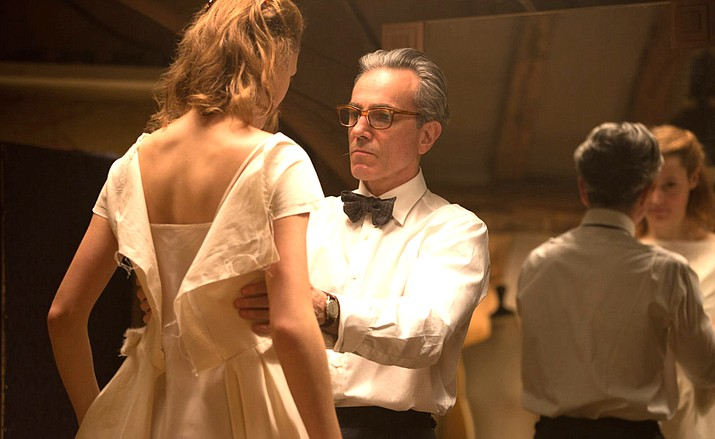 "Phantom Thread moves along slowly at times, and we wonder how it will end. When it does and we find out, we might proclaim, ""Viva Alma!"" Daniel Day-Lewis is remarkable, as always, changing from a self-absorbed character to a loving mate and then to an unapproachable adversary."