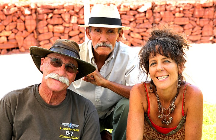 Don't miss Sedona's best rock trio, Saffire, at Vino Di Sedona on Friday, Feb. 16 from 7-10 p.m. Saffire is a straight-up quality rock & roll trio with a wide and far reaching repertoire. Their sound is authentic and driving; featuring complex rhythms, soulful melodies and spirited grooves.