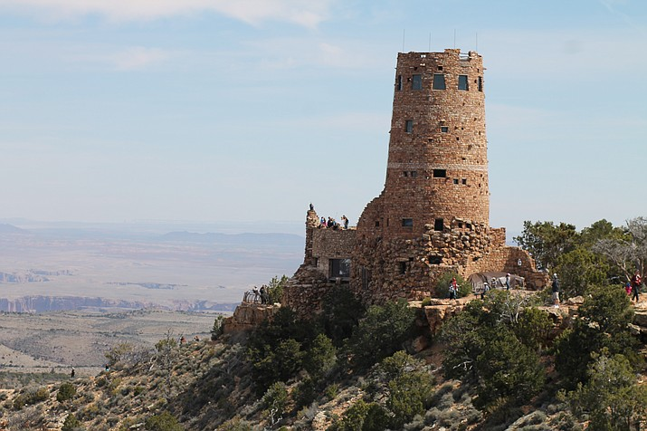 NPS is asking the public to review and offer ideas for a new inter-tribal cultural heritage site at Desert View watchtower. (Williams-Grand Canyon News)