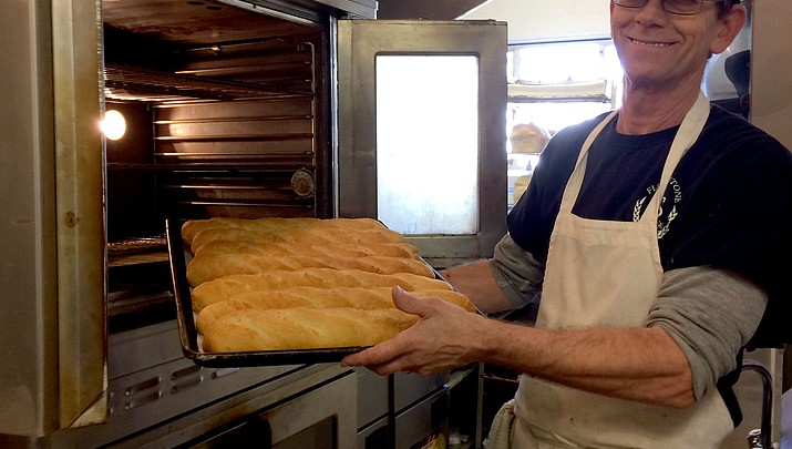 People & Places: A dying art? Old-fashioned baker produces old-school pastries, bread