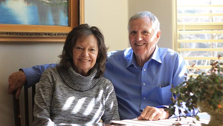 Williams couple celebrates 58 Valentine's dates