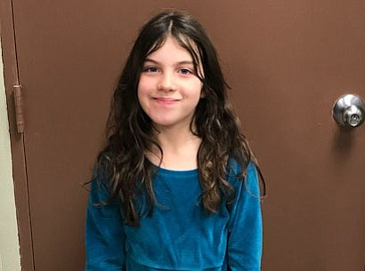 HUSD Student of the Week: Jessica