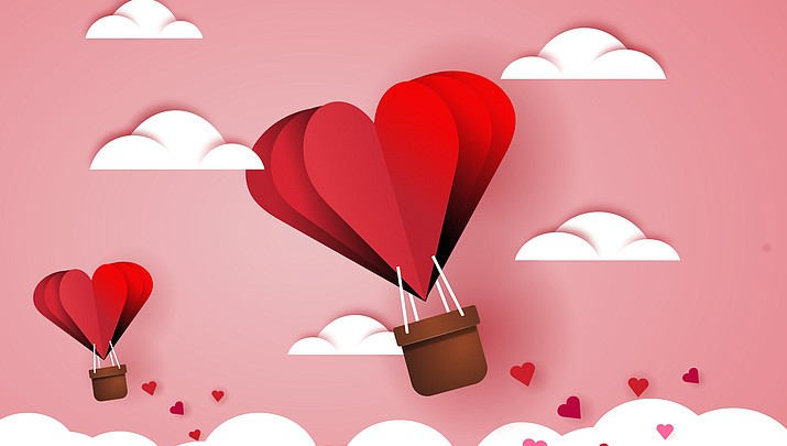 Regional Valentine's events for singles or couples