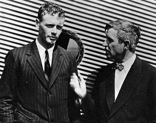 Williams aviation history: Charles Lindbergh makes pit stop in Williams