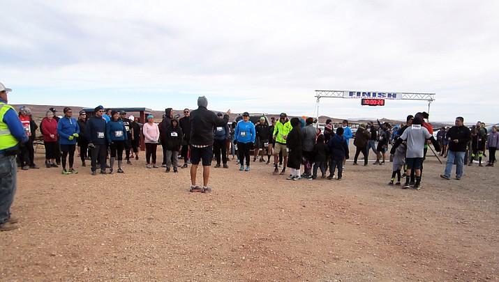 Photo highlights:  Runners compete at Little Colorado marathon, half-marathon