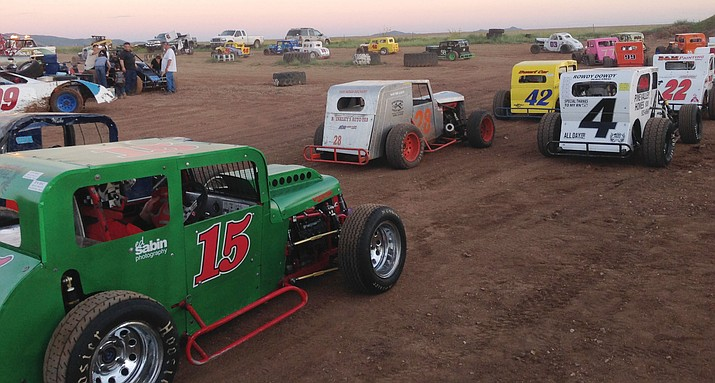 Dreams of a dirt track in Chino Valley have vanished.