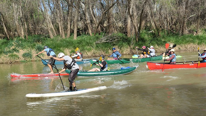 Friends of the Verde River presents Verde River Runoff March 17