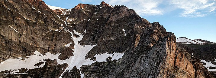 Rocky Mountain National Park in Colorado shows a sparse snowpack for the winter, which has officials with the Arizona Department of Water Resources and stakeholders along the Colorado River worried about Lake Mead water level.