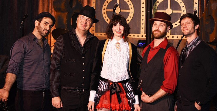Tumbledown House returns to Prescott for a performance at the Elks Theatre, Saturday, Feb. 17. (Courtesy/Ryan Miller)