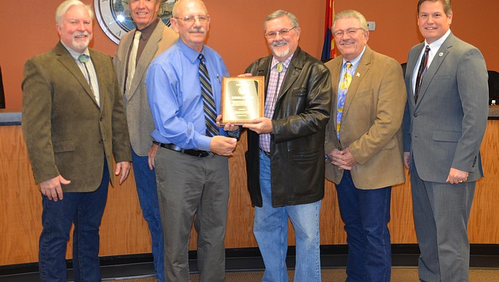 Yavapai County Public Works Director retires after 32 years