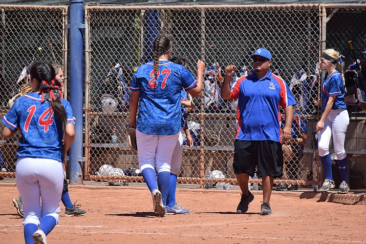 Camp Verde softball opens up its home schedule on Thursday against Wickenburg at 3:45 p.m. (VVN/James Kelley)