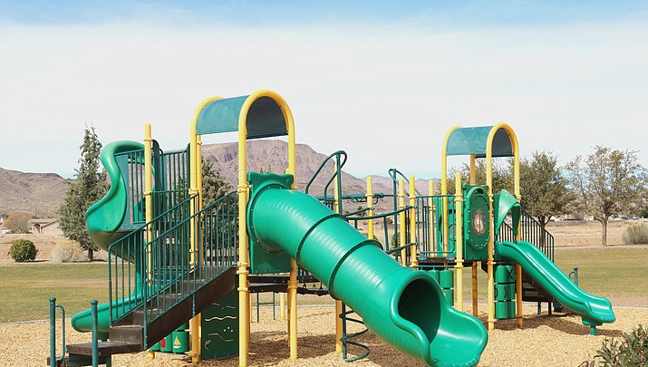 Playground improvements coming to a park near you
