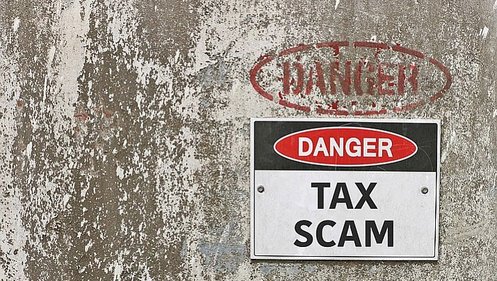 Tis' the season for IRS tax scams