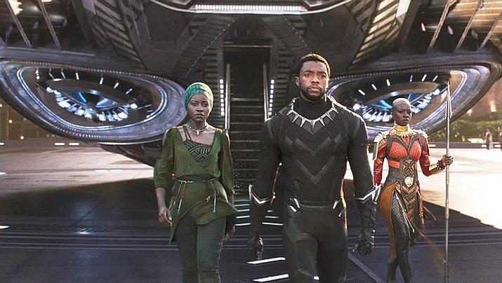Black Panther (Walt Disney Studios Motion Pictures)