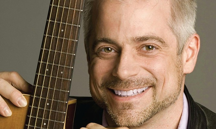 Guitarist Sean Harkness will perform at the Old Town Center for the Arts on Saturday, Feb. 24 at 7 p.m.