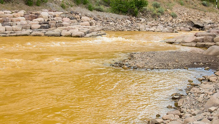 Navajo Nation demands compensation from Gold King Mine spill