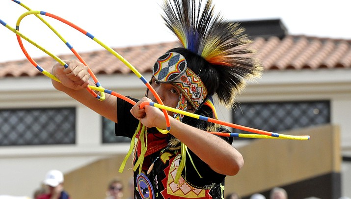 Heard Museum hosts 28th annual World Championship Hoop Dance contest