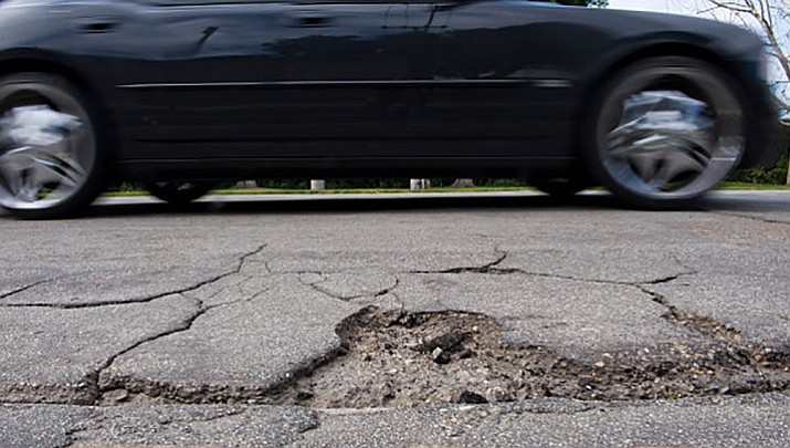 Editorial: State motors ahead with fee to fix roads, rather than tax hike