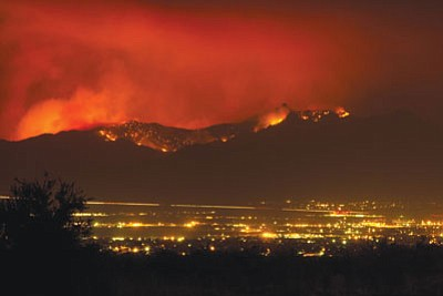Governor is expecting fire season to be 'challenging'