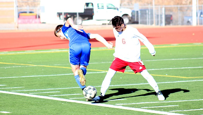 Four Mingus boys soccer players earn All-Region nod