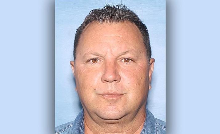 Shawn Manning of Prescott (Camp Verde Marshal's Office)