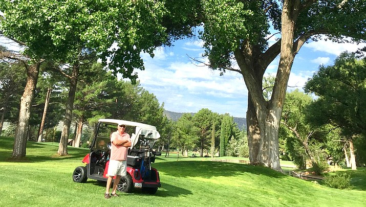 Oakcreek Country Club: 50 years old and going strong