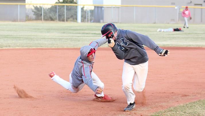 Mingus baseball opens season with rout