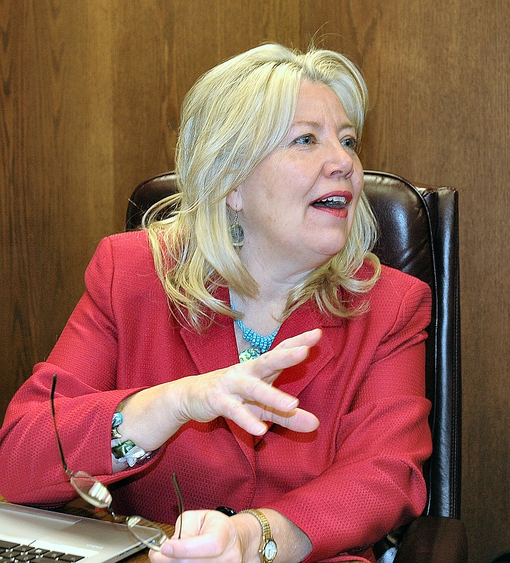 Former state Sen. Debbie Lesko pulled out a decisive victory Tuesday. She is the immediate favorite to win the U.S. House seat vacated by Rep. Trent Franks.