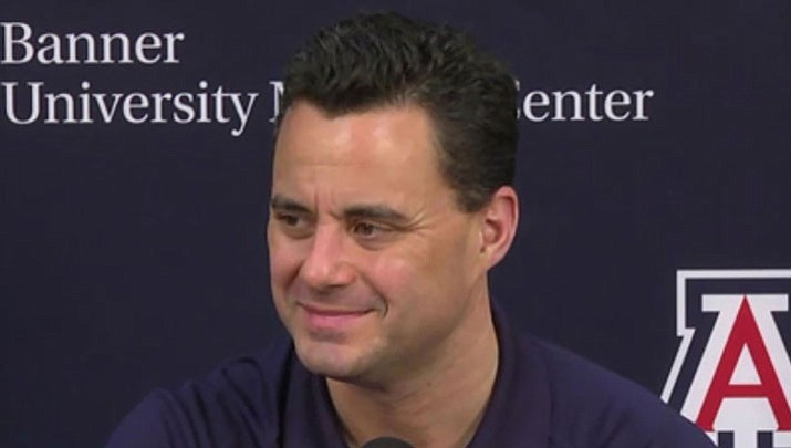 Arizona coach Sean Miller intimated he would coach the Wildcats on Thursday night against Stanford, though he did not say it outright.