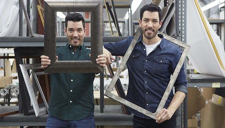 Michaels collaborates with Drew and Jonathan Scott on custom framing collection (Business Wire)