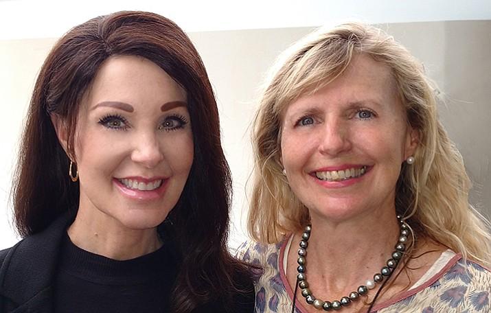 Rhonda Orr and Dr. Cheri L. McDonald, PhD, LMFT
