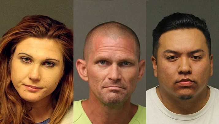 Chelsea Rachelle Pegorsch, Tracy Wayne Crim, Joseito Jeuben Montana