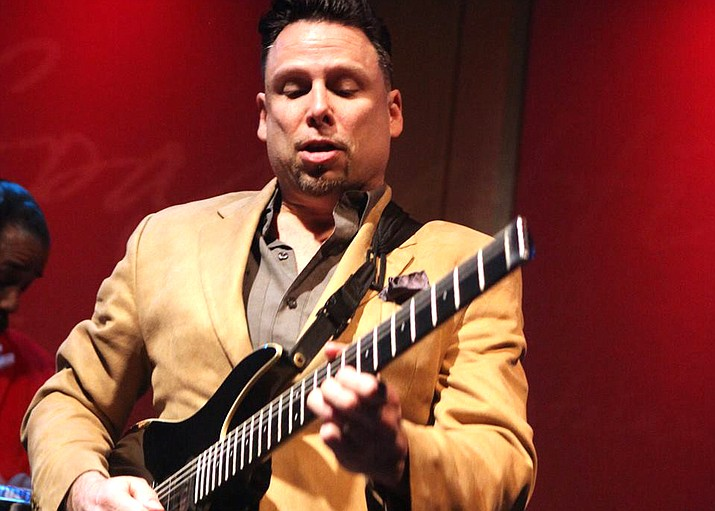 "JJ Sansaverino has performed in Sedona for the past six years and has built quite a fan base in Arizona. He has been charting on Billboard, SmoothJazz.com and Groove Jazz with his hit singles, ""Talk Back"" and ""Gravy Train."""