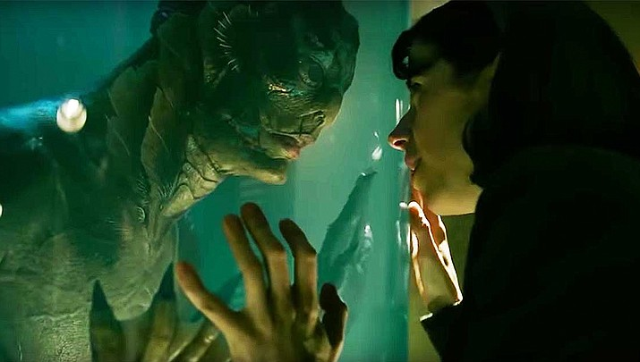 """The Shape of Water"" won Best Picture at the 90th Academy Awards presented Sunday by the Academy of Motion Picture Arts and Sciences. (FoxSearchlight)"