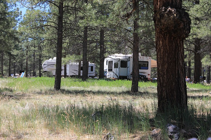 As the winter season comes to a close, area campgrounds are anticipating a busy summer camping season.