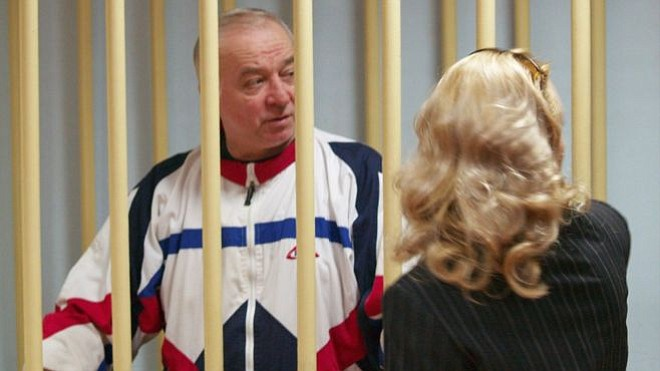 "Sergei Skripal was convicted of ""high treason in the form of espionage"" by Moscow's military court in August 2006 (Moscow District Military Court)"