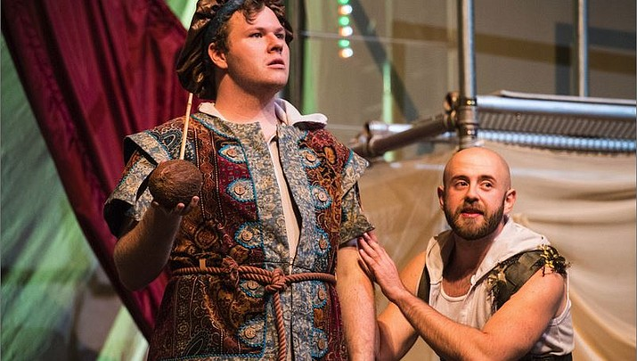 Utah Shakespeare Festival brings 'The Tempest' to Grand Canyon